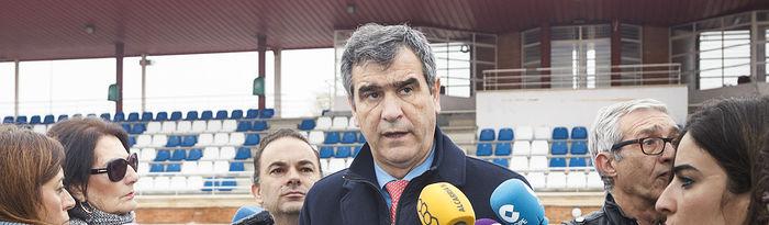Presentación de nuevas inversiones para la mejora de instalaciones deportivas