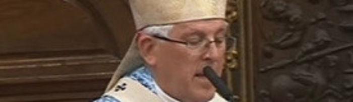 Braulio Rodríguez, arzobispo de Toledo.