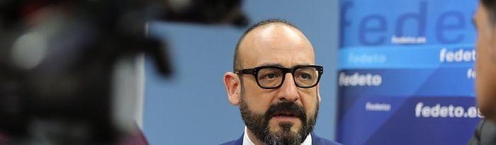 Jordi Cañas, eurodiputado de Ciudadanos.