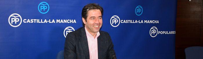 Lorenzo Robisco, portavoz adjunto del GPP.