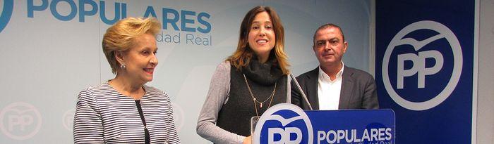 Diputados PP Ciudad Real.