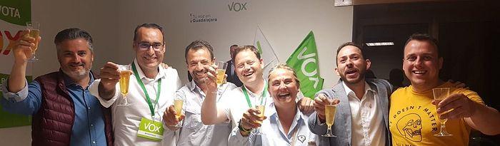 Vox Guadalajara.