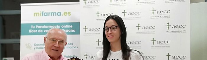 Mifarma y Aecc Albacete