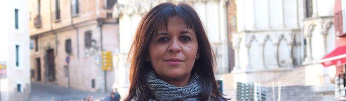 Esther Martínez.