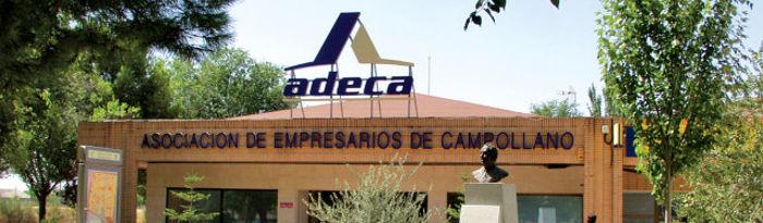 Sede de ADECA en el polígono industrial Campollano.