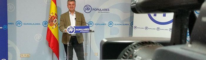 Alfonso Esteban, número 2 del PP al Congreso por Guadalajara.