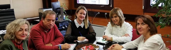 CCOO presenta a la delegada provincial de desarrollo sostenible diferentes propuestas para promover el crecimiento económico en la provincia de Albacete.