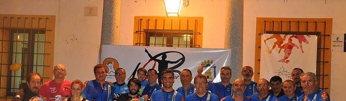 Macro evento deportivo en Nambroca (Toledo) a favor de AFANION.