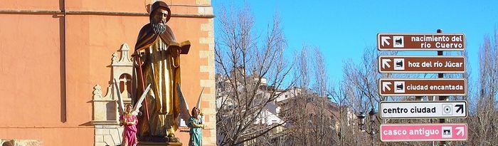 Festividad de San Antón, Cuenca.
