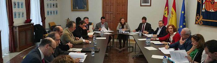 Comisión de Asistencia a la Subdelegada del Gobierno.