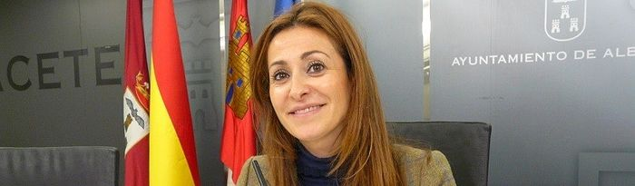 Rosa González, concejal de Medio Ambiente en el Ayuntamiento de Albacete.