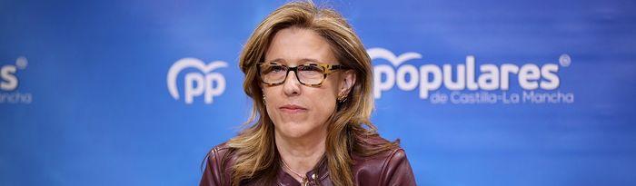 Pilar Alía, senadora del PP.