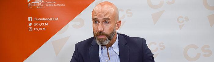 David Muñoz Zapata, diputado regional de Castilla-La Mancha.