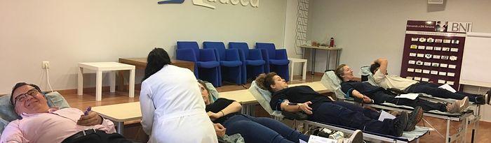Donantes de Sangre -ADECA.