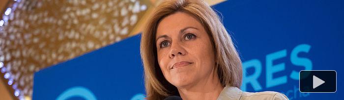 María Dolores Cospedal