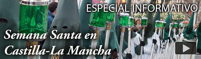 Semana Santa en Castilla-La Mancha