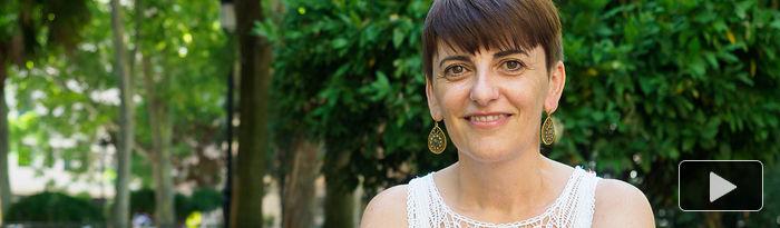Ana Albaladejo, concejala de Barrios y Pedanías en el Ayuntamiento de Albacete. Foto: Manuel Lozano García / La Cerca