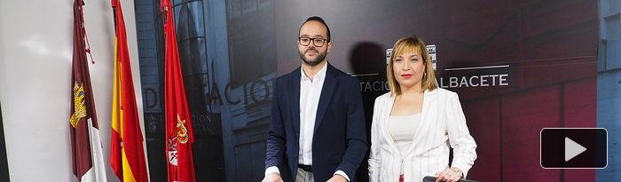 Francisco Valera junto a Amparo Torres. Foto: La Cerca - Manuel Lozano Garcia