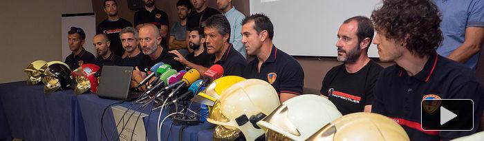 Colectivo de Bomberos Profesionales  de Albacete