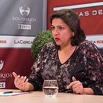Cesárea Arnedo, diputada del Grupo Parlamentario Popular en las Cortes regionales y secretaria provincial del PP de Albacete