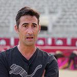 Sergio Martínez, profesor de la Escuela Taurina de Albacete y Torero. Foto: Manuel Lozano García / La Cerca