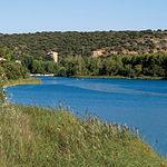 El Observatorio nace con la premisa de ser un centro de referencia para el seguimiento y análisis de la sequía en España y no sólo un lugar de contenidos mediáticos. Foto: Lagunas de Ruidera.