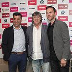 Presentación de Enrique Martín como entrenador del Albacete Balompié