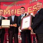 """El Premio """" SAMUELES"""" A  la mejor faena realizada por un subalterno ha ido a parar a José Antonio Carretero."""
