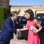 Entrega de los premios 'Reina Letizia 2018'.  (Foto: José Ramón Márquez // JCCM).