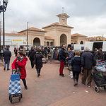 """Mercadillo de """"Los Invasores"""" de Albacete"""