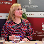 Gloria Camacho Barrios, Participante del Plan de Empleo Cruz Roja Española