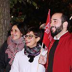 Pegada de Carteles del PSOE de Ciudad Real