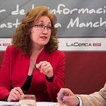 María Dolores Gómez, Presidenta del Consorcio Provincial de Consumo de Albacete