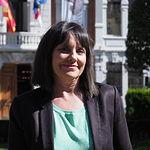 Donelia Roldán Martínez, candidata al Senado del PSOE por la provincia de Albacete.