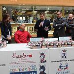 Presentación proyecto solidario Fundación Solidaridad Carrefour a beneficio de Cocemfe