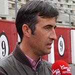 Sergio Martínez - Profesor Escuela Taurina