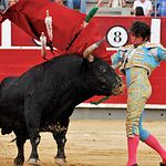 Cayetano - Corrida ASPRONA - 16-06-18. Foto: Marc Descalzo.