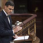 Pedro Sánchez - Moción censura a Mariano Rajoy - 31-05-18