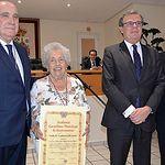 María Dolores Cabezudo Ibáñez, Académica de Honor de la Academia de Gastronomía de CLM.