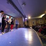Acto de fin de campaña de Unidas Podemos celebrado en Albacete