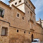 El convento de Trinitarias Recoletas, declarado Bien de Interés Cultural, construido en el siglo XVII, se restauró en el XX.