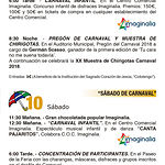 Carnaval Albacete 2018.