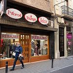 Comercio de Albacete. Rebajas