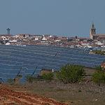 El Bonillo cuenta con dos huertos solares.