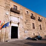 Palacio de Fuensalida (Toledo), sede del Gobierno de Castilla-La Mancha.