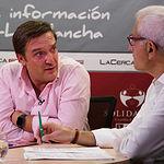 Jesús Cuesta, presidente del Capítulo de Albacete de la Fundación Toro de Lidia. Foto: Manuel Lozano Garcia / La Cerca