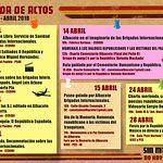 Actos Conmemorativos Aniversario proclamación II República