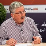 Juan Antonio Mata. funcionario de Justicia y ex sindicalista.