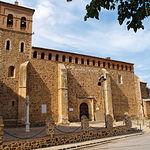Iglesia de Nuestra Señora de la Asunción, en Viso del Marqués (Ciudad Real).