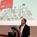 Esta mañana se ha celebrado, en la Casa de la Cultura 'José Saramago', el Foro Abierto organizado por el PSOE